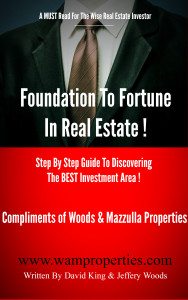Foundation to Fortune - Step by Step Guide to Discovering the BEST Investment Area